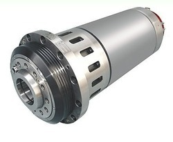Motorized Milling Spindle