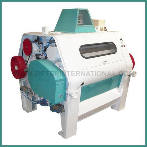 Roller flour mill plant automatic