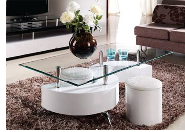 Living Room Centre Table Stylish Tea Table Manufacturer from Rajkot