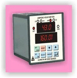 4 Digit Ampere Hour Meter with Totaliser and Two Doser Output