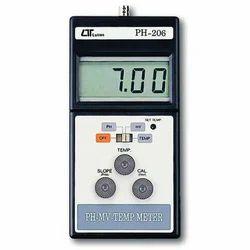 PH-mV Temp Meter