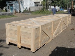 Lengthy Heavy Packing Boxes