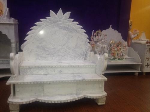 Marble Mandir Makrana Marble Home Temple Manufacturer From Hyderabad