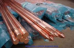 Copper Bonded Rod for Building