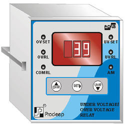Under & Over Voltage Relay