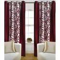 Vertical Customizable Rod Pocket Curtain