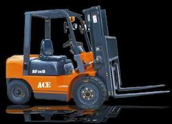 Forklift Mounted Truck
