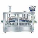 Automatic Monoblock Vacuum Filling And Sealing Machine
