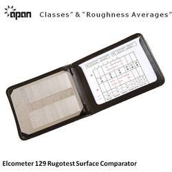 Rugotest Surface Comparator