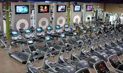 Fitness Club Ads