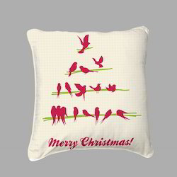 Chirstmas Digital Print Cushion Cover