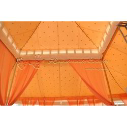 Designer Mughal Interior Tent