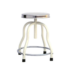 Revolving Stool with SS Top