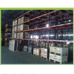 Selective Pallet Racking System