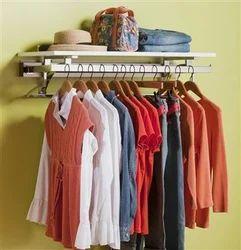Hanging Cum Shelf Rack (Wall Unit)
