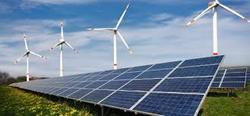 Wind And Solar Hybrid Power Generation Units