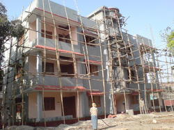 Built Up Area Trunkey Building Construction Civil Work, PAN INDIA