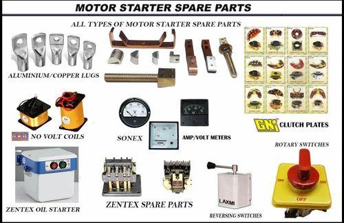 Starter Spare Parts