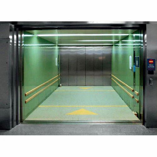 Industrial Elevator - Heavy Weight Goods Elevator