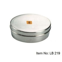 Stainless Steel Oval Lunch Box