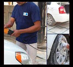 Car Rubbing And Car Polishing Services