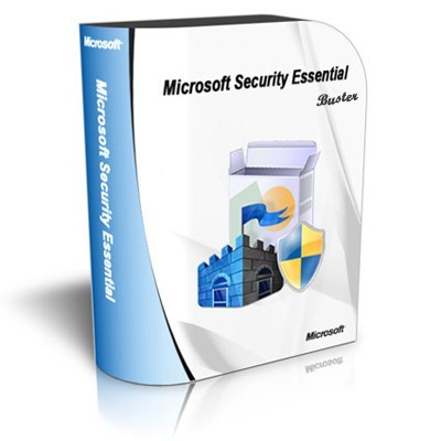Microsoft Security Essential Antivirus Software