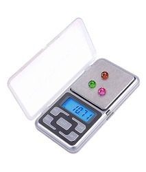 Digital Electronic Weighing Mini Pocket Scale (200g)