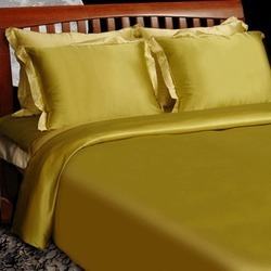 We Are Instrumental In Offering To Our Prestigious Clients A Well  Distinguished Range Of Silk Bed Sheet. Our Offered Product Range Is Made  Available In ...