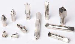 Silver Stainless Steel Chisel Type Diamond Dresser