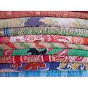 Printed 100% Cotton Kantha Quilts, Size: 60x90 Inch, 90x108 Inch