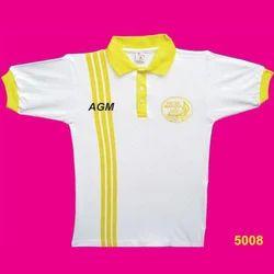 Simple Collar T Shirt