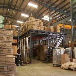 Mezzanine For Warehouses