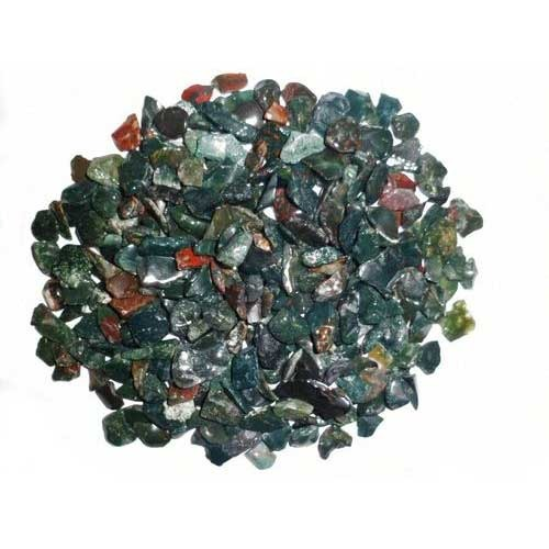 Green Stone Chips, For Landscaping