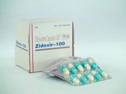 Zidovir 100 mg Capsules