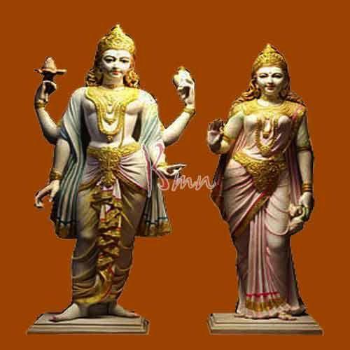 Laxmi Narayan Statue Lord Laxmi Narayan Statue Exporter
