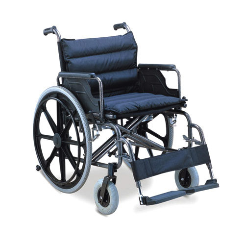 Powder Coating Steel Frame Wheelchair
