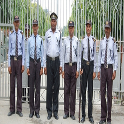 Escort Security Services.