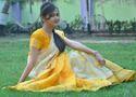 Handloom Artpara Hand Work Jamdani