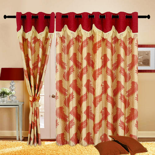 Polyester Readymade Curtains
