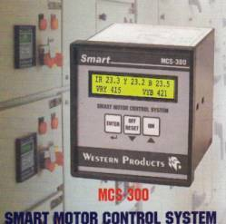 Motor Control System - Eco Smart Motor Protection Relays