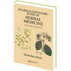Pharmacodynamic Basis Of Herbal Medicine, Second Edition