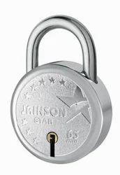 Jainson Iron MS Star Pad Locks, Padlock Size: 40 mm, Stainless Steel