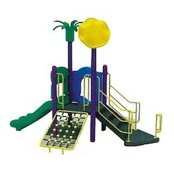 Outdoor Kids Play Station