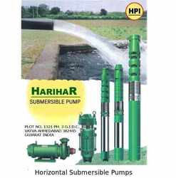 Single-stage Pump 1 - 3 HP Horizontal Submersible Pumps, For Oil, Mud