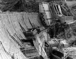 Dams Construction Services