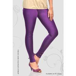 Ankle Length Four Way Lycra