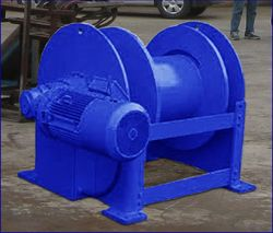 Electric Winch, Capacity: 5 to 75Ton