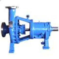Black Pullout Chemical Horizontal Process Pump