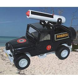Toy Border Jeep