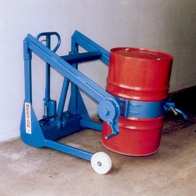 Drum Trolleys Amp Drum Lifter Drum Loading Unloading
